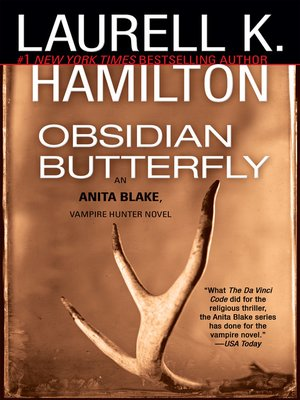 cover image of Obsidian Butterfly