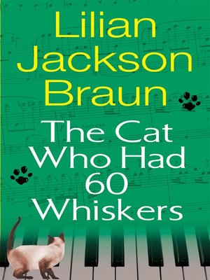 cover image of The Cat Who Had 60 Whiskers