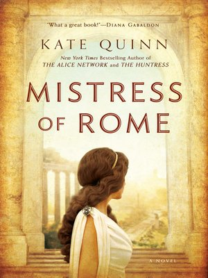 cover image of Mistress of Rome