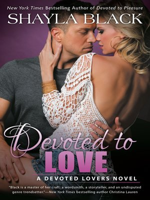 cover image of Devoted to Love
