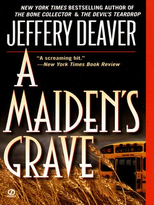 cover image of A Maiden's Grave