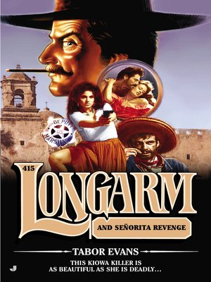 cover image of Longarm and Senorita Revenge