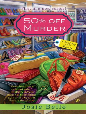 cover image of 50% Off Murder
