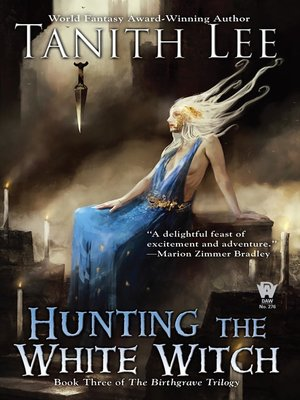 cover image of Hunting the White Witch