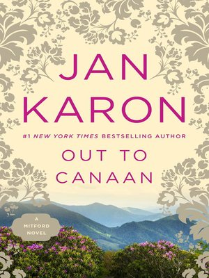 cover image of Out to Canaan