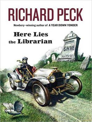 cover image of Here Lies the Librarian