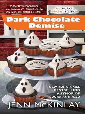 cover image of Dark Chocolate Demise