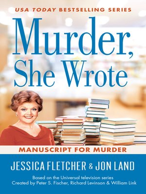 cover image of Manuscript for Murder