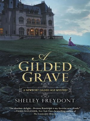 cover image of A Gilded Grave