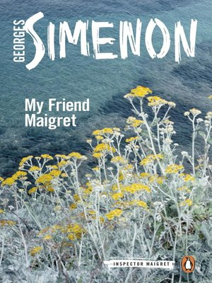 cover image of My Friend Maigret