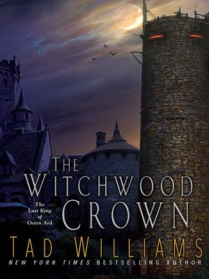 cover image of The Witchwood Crown
