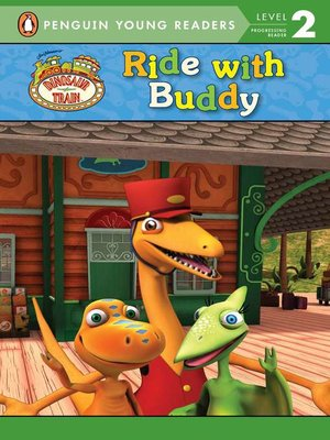 cover image of Ride with Buddy