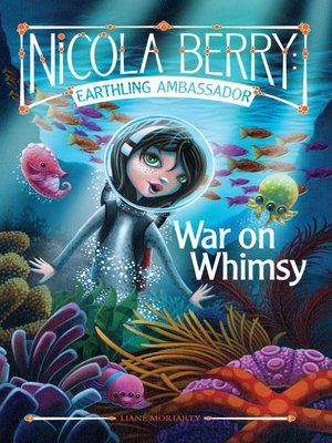 cover image of War on Whimsy