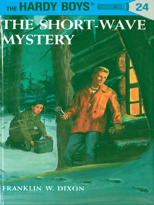 cover image of The Short-Wave Mystery