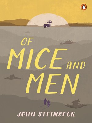 Of mice and men ebook download free.