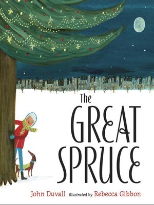 cover image of The Great Spruce