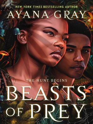 cover image of Beasts of Prey
