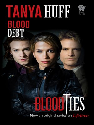 cover image of Blood Debt