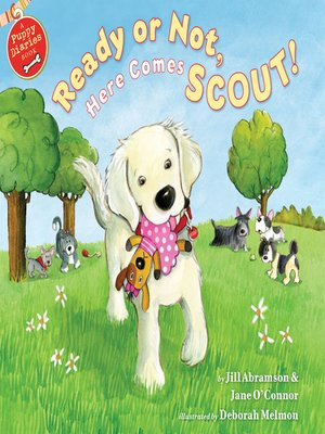 cover image of Ready or Not, Here Comes Scout