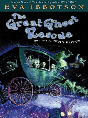 cover image of The Great Ghost Rescue
