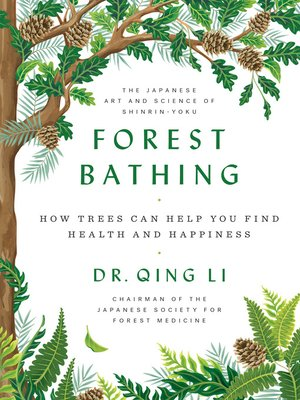 cover image of Forest Bathing