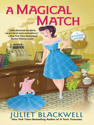 cover image of A Magical Match