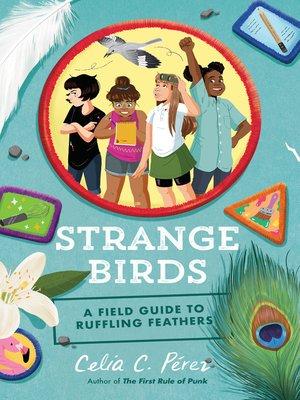 cover image of Strange Birds