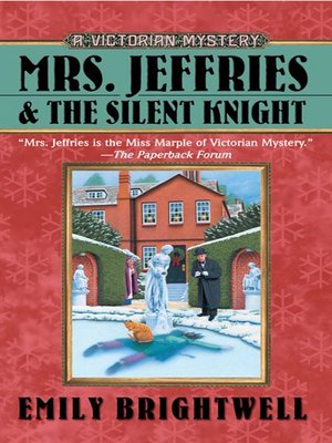 cover image of Mrs. Jeffries and the Silent Knight