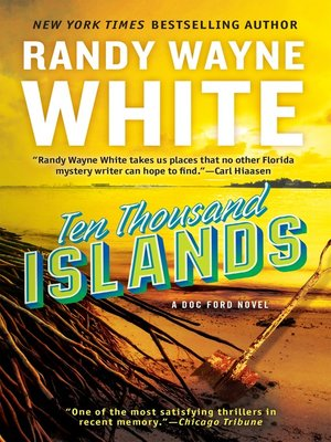 cover image of Ten Thousand Islands