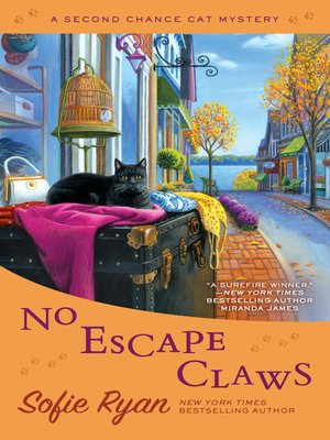 cover image of No Escape Claws