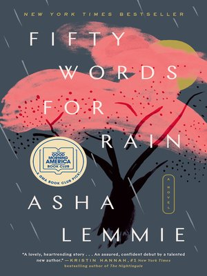 cover image of Fifty Words for Rain