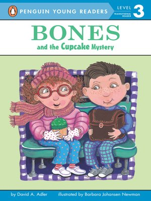 cover image of Bones and the Cupcake Mystery