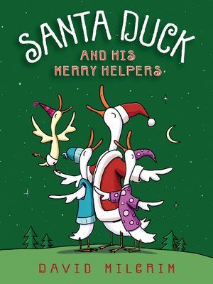 cover image of Santa Duck and His Merry Helpers