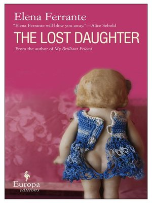 cover image of The Lost Daughter