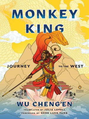 cover image of Monkey King
