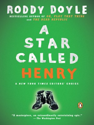 cover image of A Star Called Henry