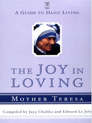 cover image of The Joy in Loving