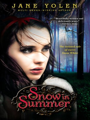 cover image of Snow in Summer