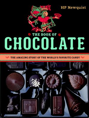 cover image of The Book of Chocolate
