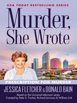 cover image of Prescription for Murder
