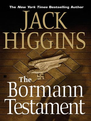 cover image of The Bormann Testament