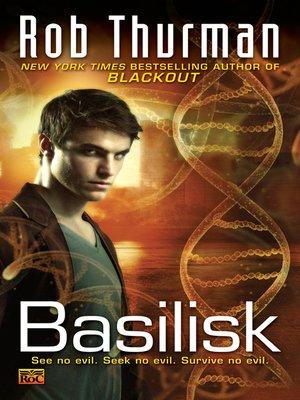 cover image of Basilisk