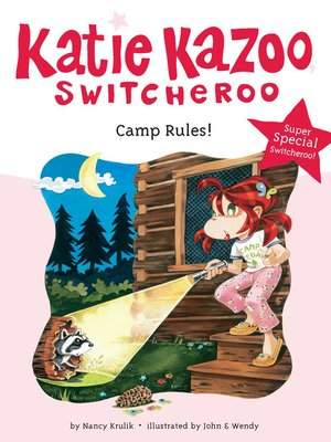 cover image of Camp Rules!