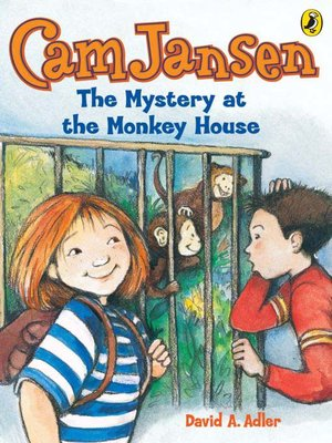 cover image of The Mystery at Monkey House