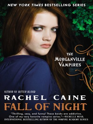 cover image of Fall of Night