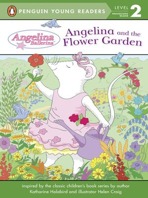 cover image of Angelina and the Flower Garden