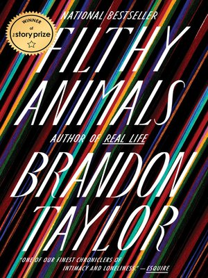 cover image of Filthy Animals