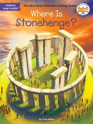 cover image of Where Is Stonehenge?