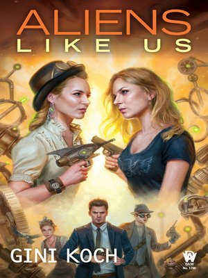 cover image of Aliens Like Us