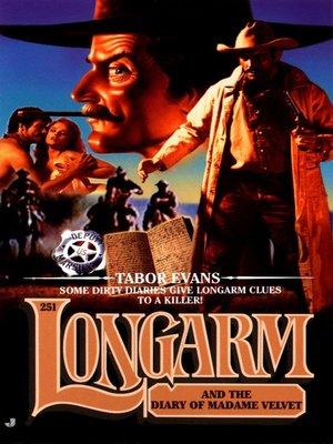 longarm 241 longarm and the colorado counterfeiter evans tabor